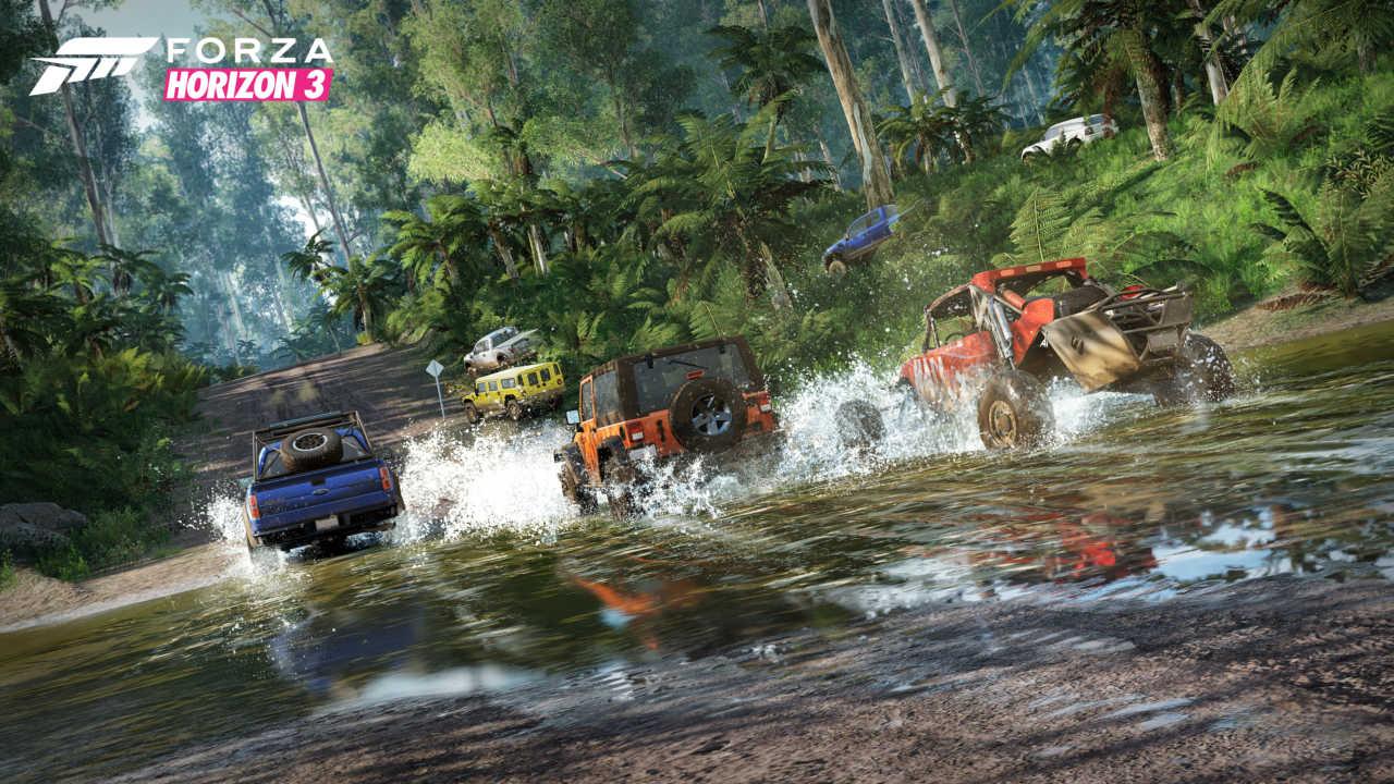 Forza Horizon 3 – Ab nach Australien