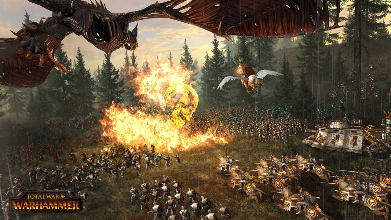 Total War: Warhammer – Blutiger Trailer zum DLC geleaked