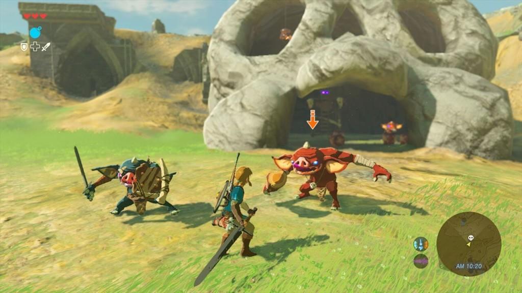Zelda Breath of the Wild – Neuer Teaser zu den Waffen