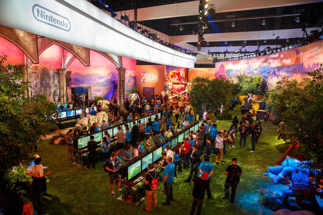 Nach der E3 – ein Besuch bei Nintendo!