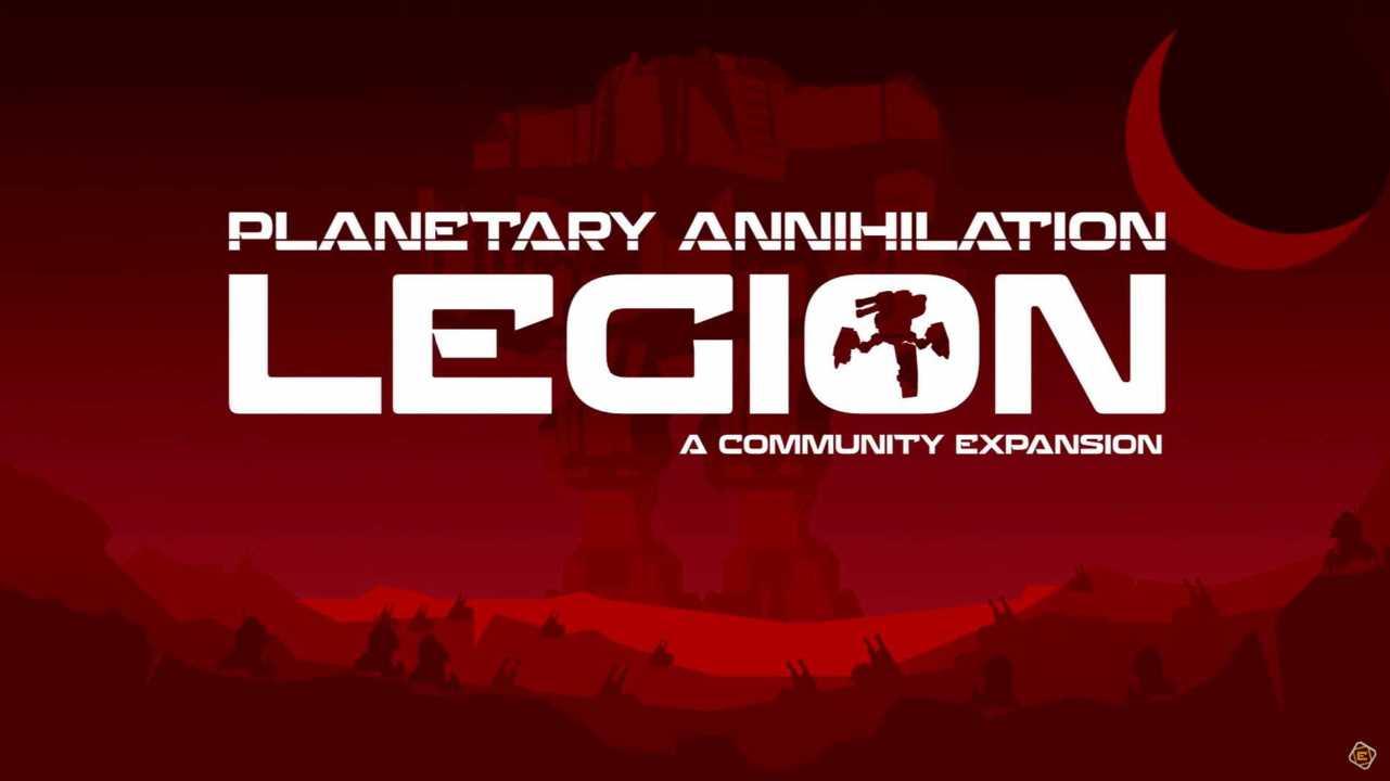 Planetary Annihilation – Neue Fraktion durch Community