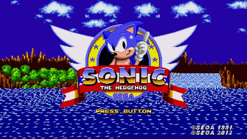 Sonic – 2017 wieder zurück & Livestream