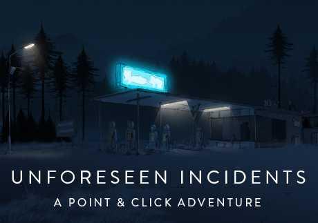 Unforeseen Incidents – Ankündigung