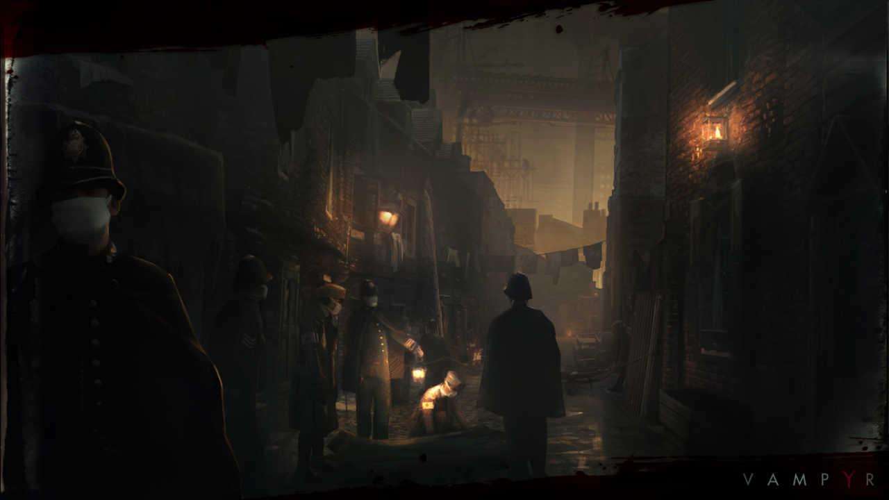 Vampyr – 11 Minuten Gameplay