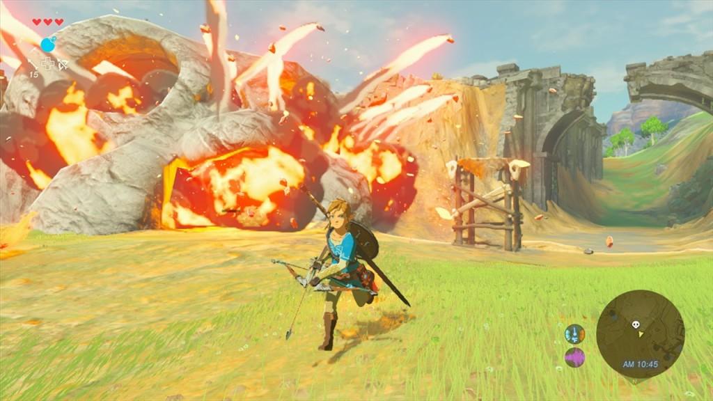 The Legend of Zelda: Breath of the Wild – Neue Gameplay-Szenen veröffentlicht