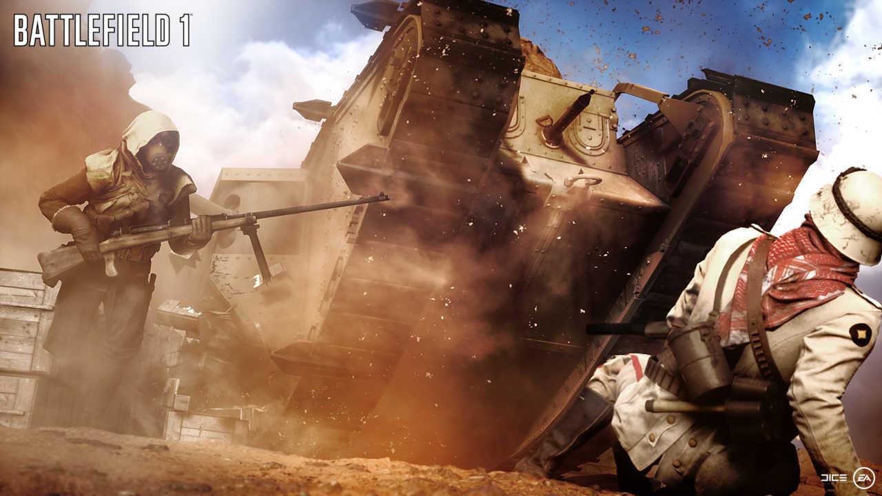 Battlefield 1 – Beta-Phase kurz nach der Gamescom