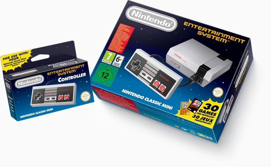 Nintendo – Fakten zum (Mini) NES