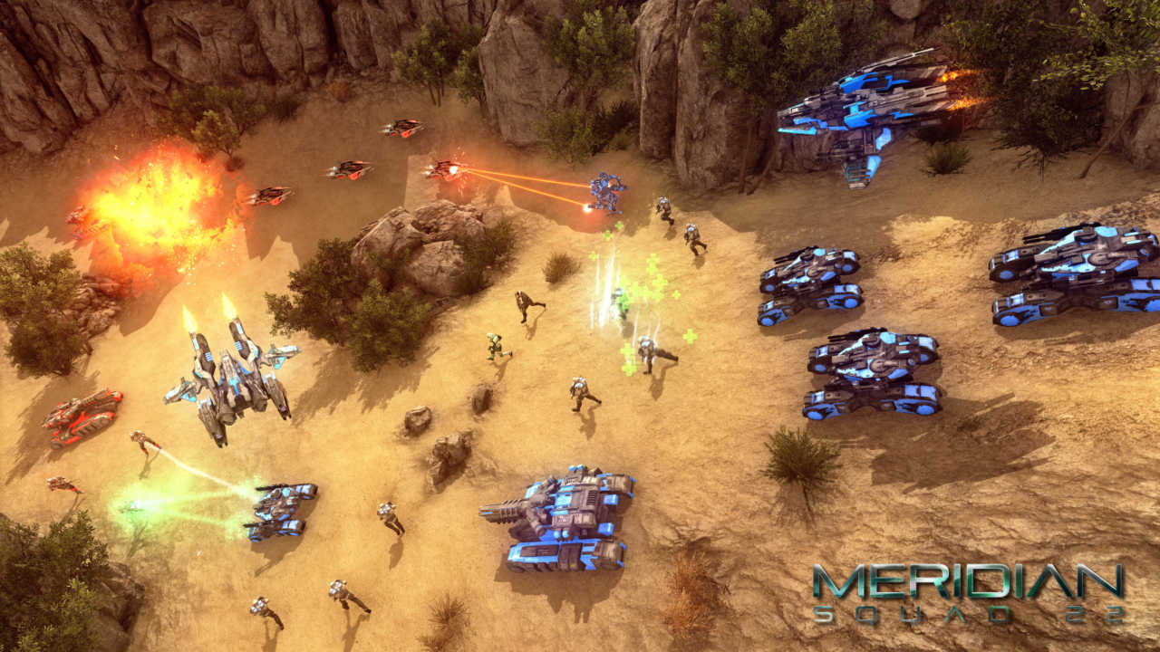 Meridian: Squad 22 – Early Access Preview