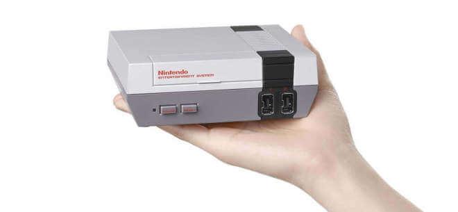 Nintendo – Rückkehr des NES im Mini-Format mit 30 Spielen!