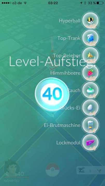 Pokémon GO – Spieler erreicht Maximal-Level mit Bot