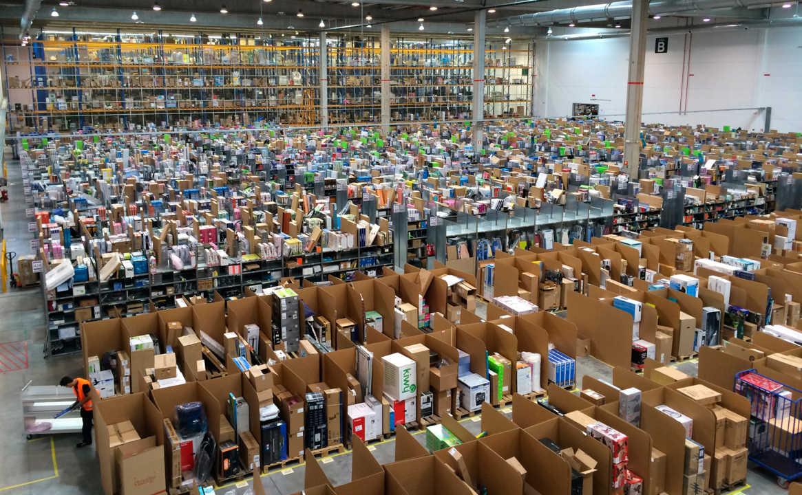 Amazon für Prime Day in der Kritik