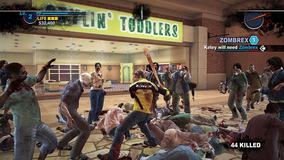 Neue Details zu Dead Rising Remasters
