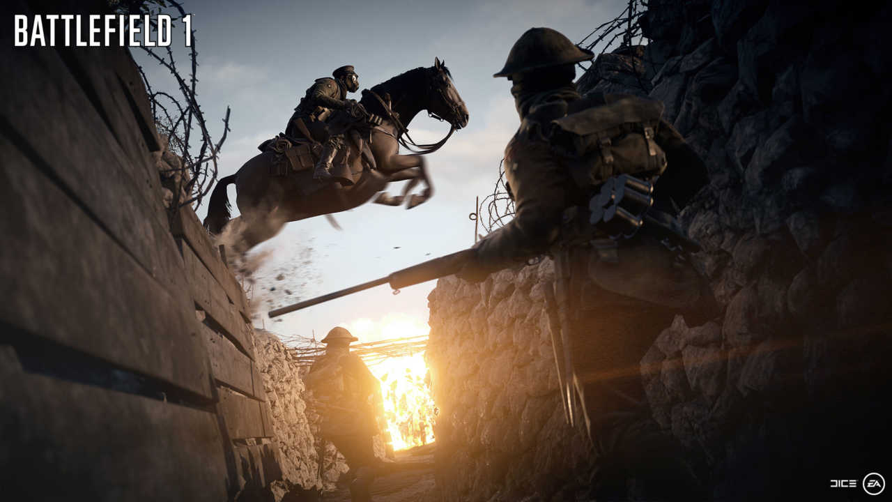 Battlefield 1: Single Player Trailer