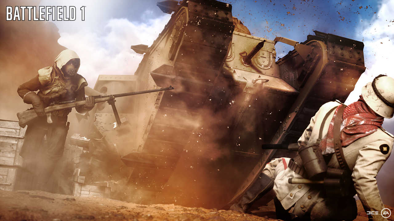 Battlefield 1 – Großer Patch ist live