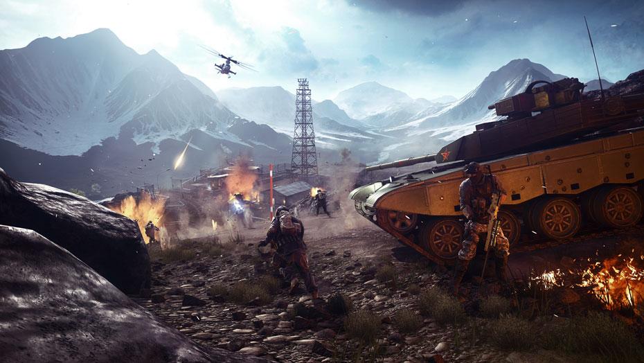 Battlefield 4: China Rising für lau
