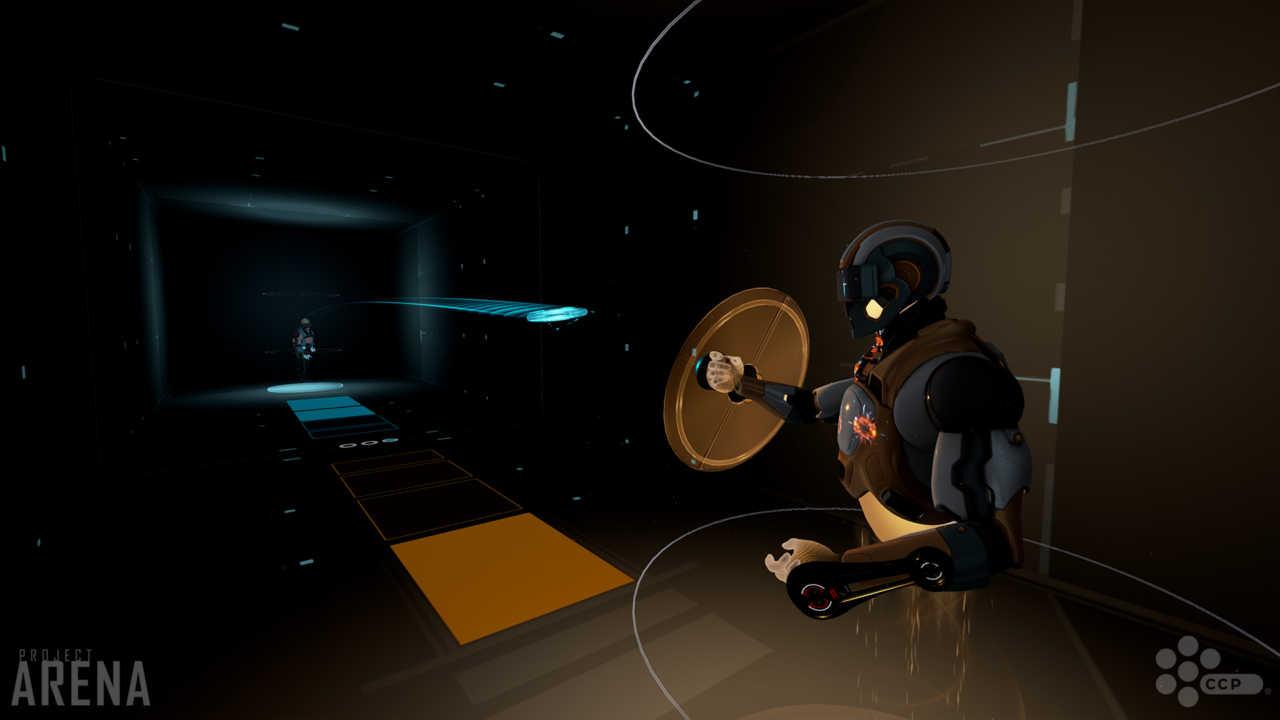 Project Arena – Virtual Reality Spiel vereint Tron und Squash