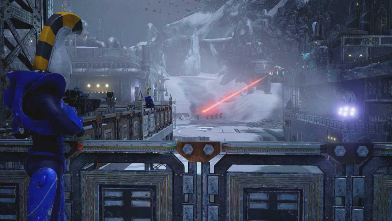 Warhammer 40k: Eternal Crusade – Neuer Trailer stellt Konfliktparteien vor
