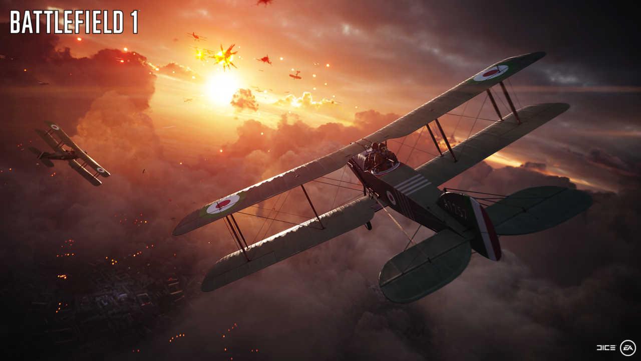 Battlefield 1 – Eine Stunde mit Gameplay