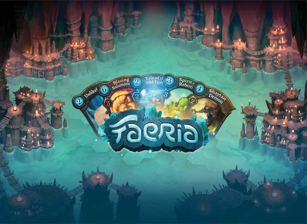 Faeria – Kartenspiel der Extraklasse + Interview mit den Entwicklern & Gewinnspiel