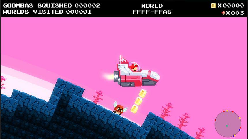 It's me …. No Mario's Sky