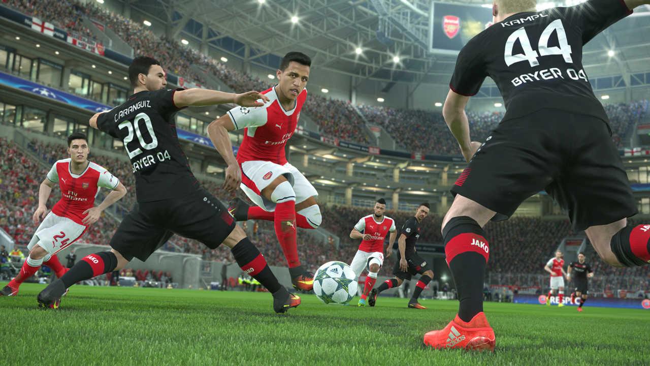 Pro Evolution Soccer 2017 – Neues Jahr, neues Glück