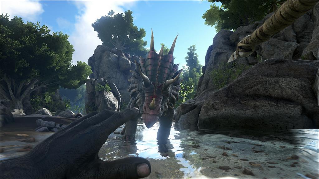 Ark: Survival Evolved – Entwickler entwickelt Wut