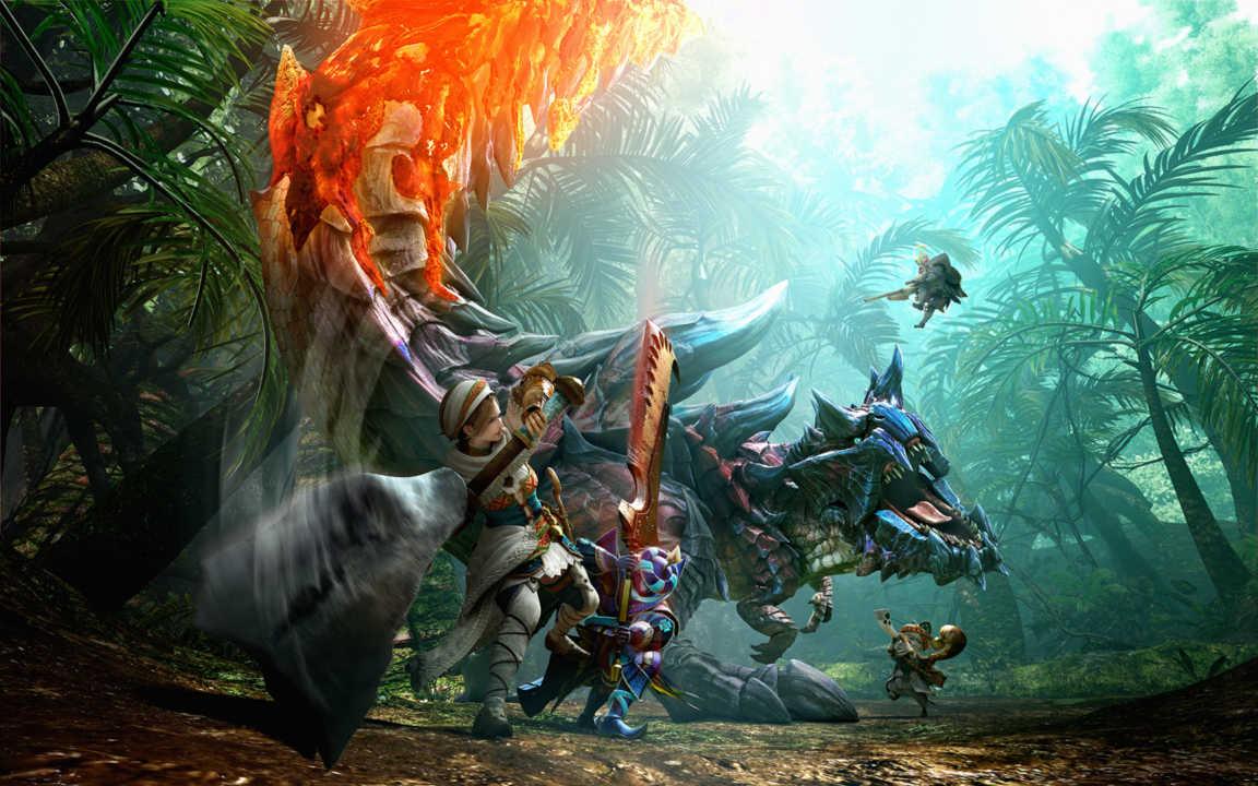 Monster Hunter XX: Die neuen Switch-Features im Trailer