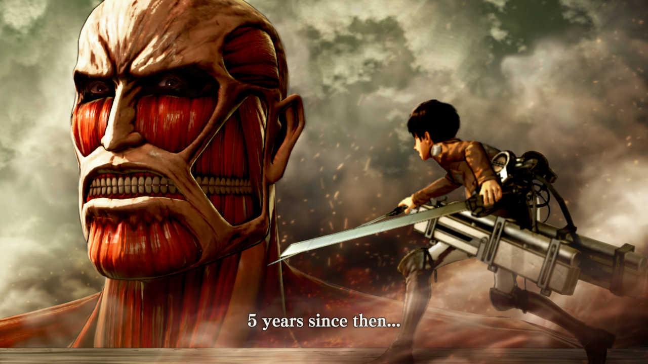 Attack on Titan: Wings of Freedom – Duft der Freiheit