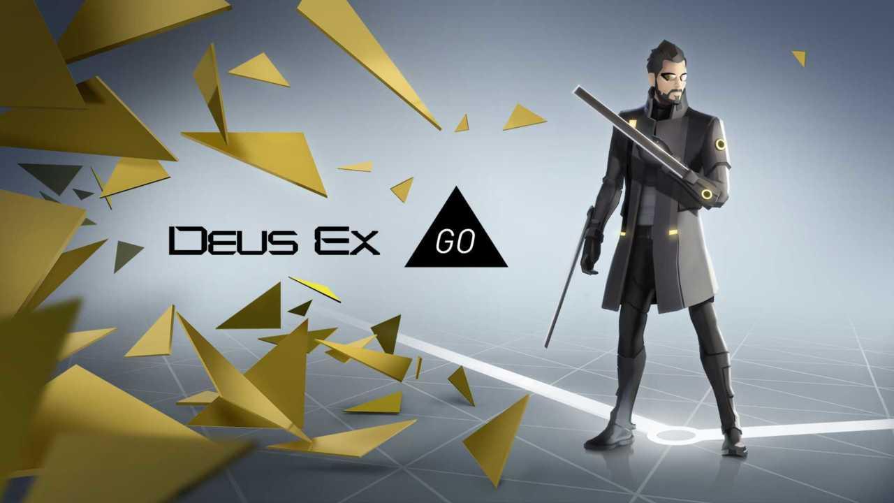 Deus Ex Go – Cyperpunk Puzzle für unterwegs