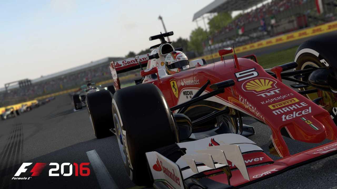 F1 2016 – Auf der Ideallinie