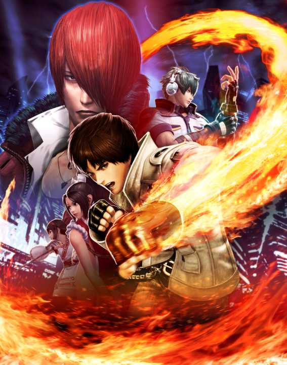 King of Fighters 14 – Lahme Story, aber massig Fighter!