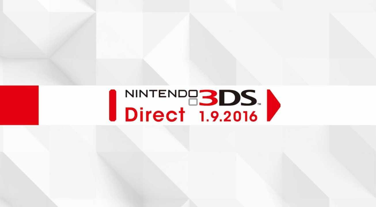 Nintendo Direct: Alle Fakten zur neuen Konferenz rund um den Nintendo 3DS