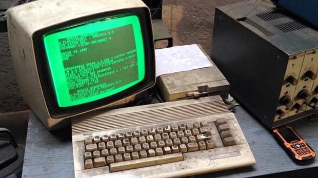 C64 aus den 80ern – Nach 25 Jahren Betrieb noch immer am laufen