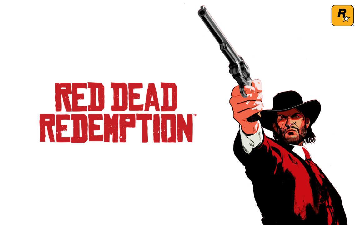 Rotes Bild + Rockstar Logo…