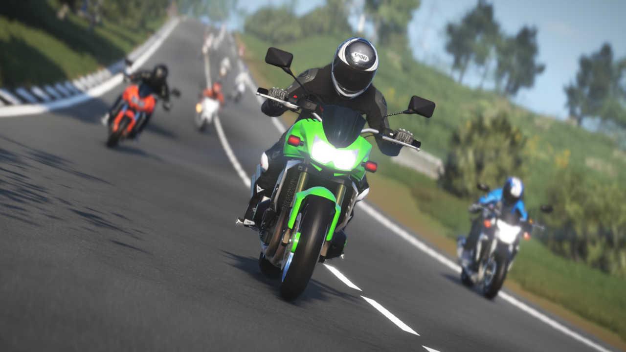 Ride 2 – Trailer zum Launch