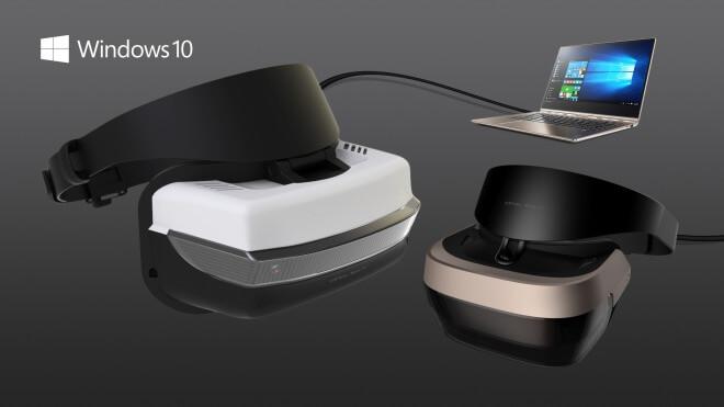 Microsoft – Günstige VR-Headsets geplant