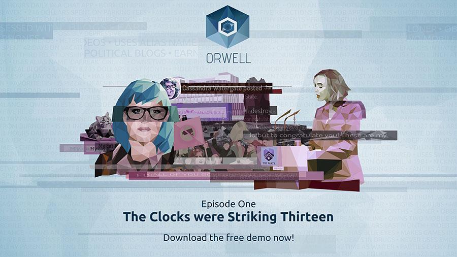Orwell – Erste Episode gratis zum Download