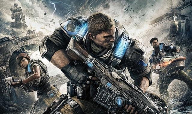 Gears of War 4 –  Halloween-Event gestartet