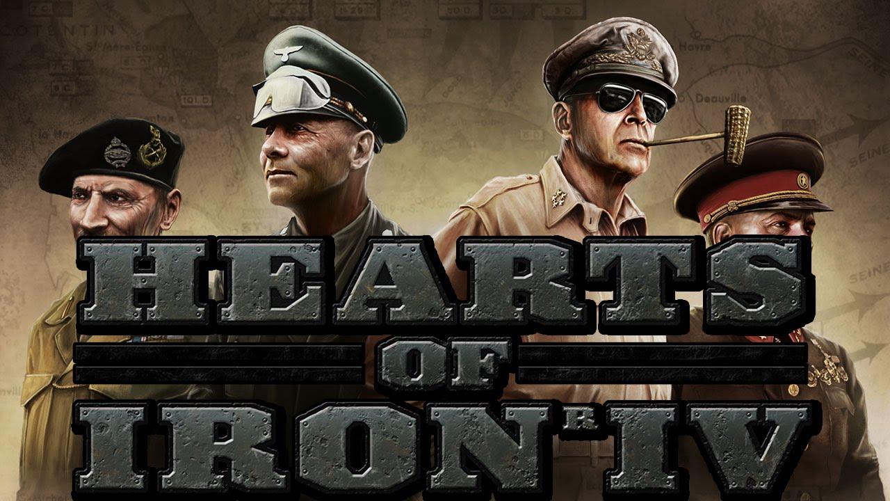 Hearts of Iron IV