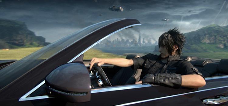 Forza Horizon 3: Microsoft verschenkt die Regalia aus Final Fantasy XV