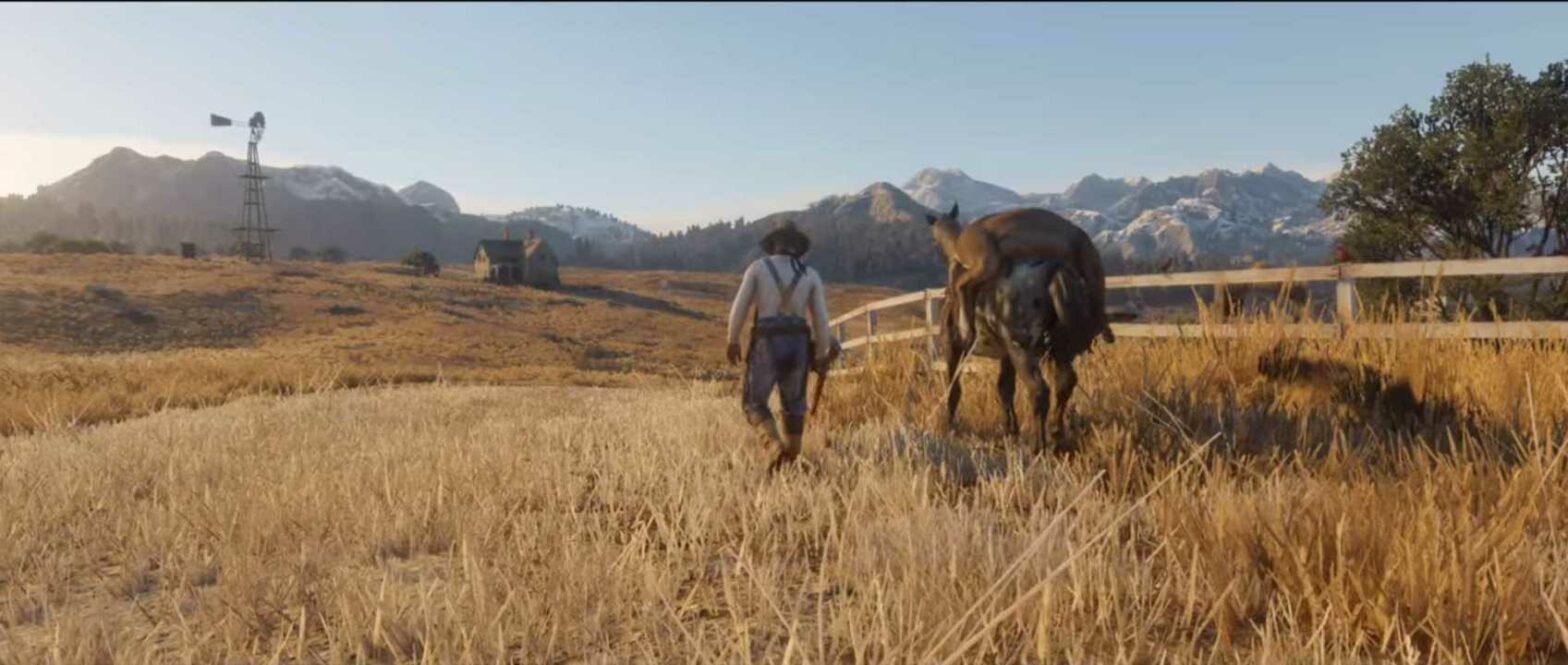 Red Dead Redemption 2 – Erster Trailer veröffentlicht!