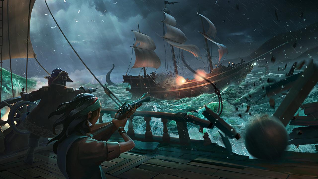 Sea of Thieves – Frische Gameplay-Szenen