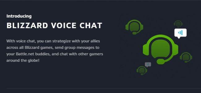 Blizzard – Voicechat implementiert