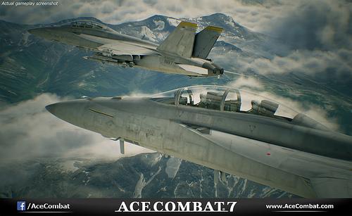 Ace Combat 7 – Auf der PlayStation Experience anspielbar