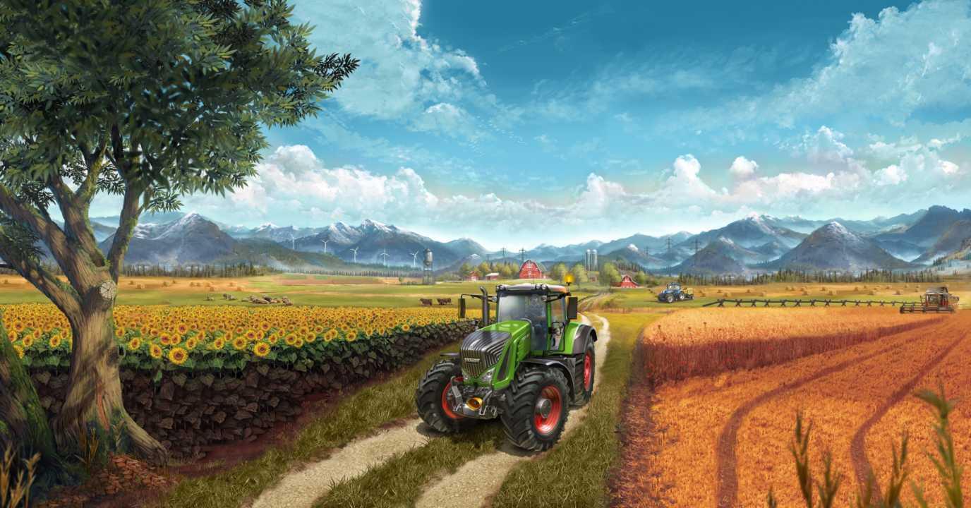 Landwirtschaftssimulator 17 – Jetzt darf auch die Switch beackert werden