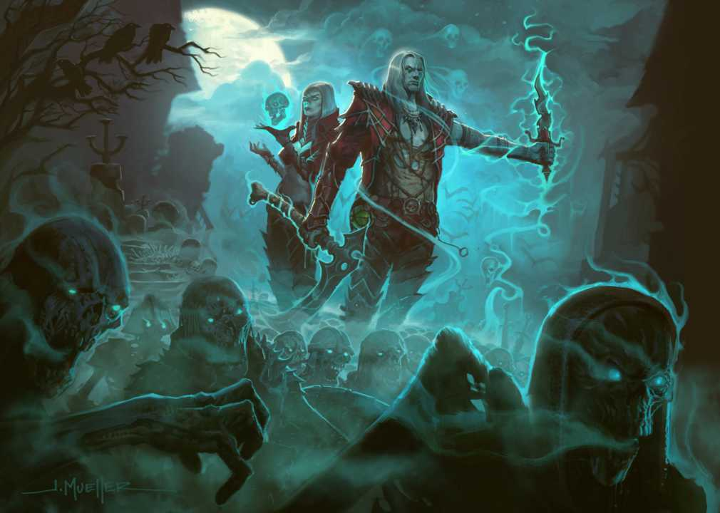 Diablo 3: Totenbeschwörer gratis im Herausforderungsportal testen!