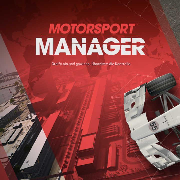 Motorsport Manager – Mit Vollgas auf's Treppchen?