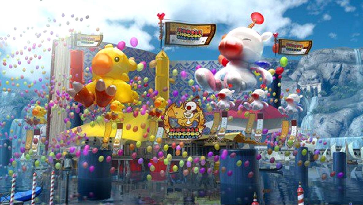 Final Fantasy XV: Video zum Mogry-Chocobo-Karneval