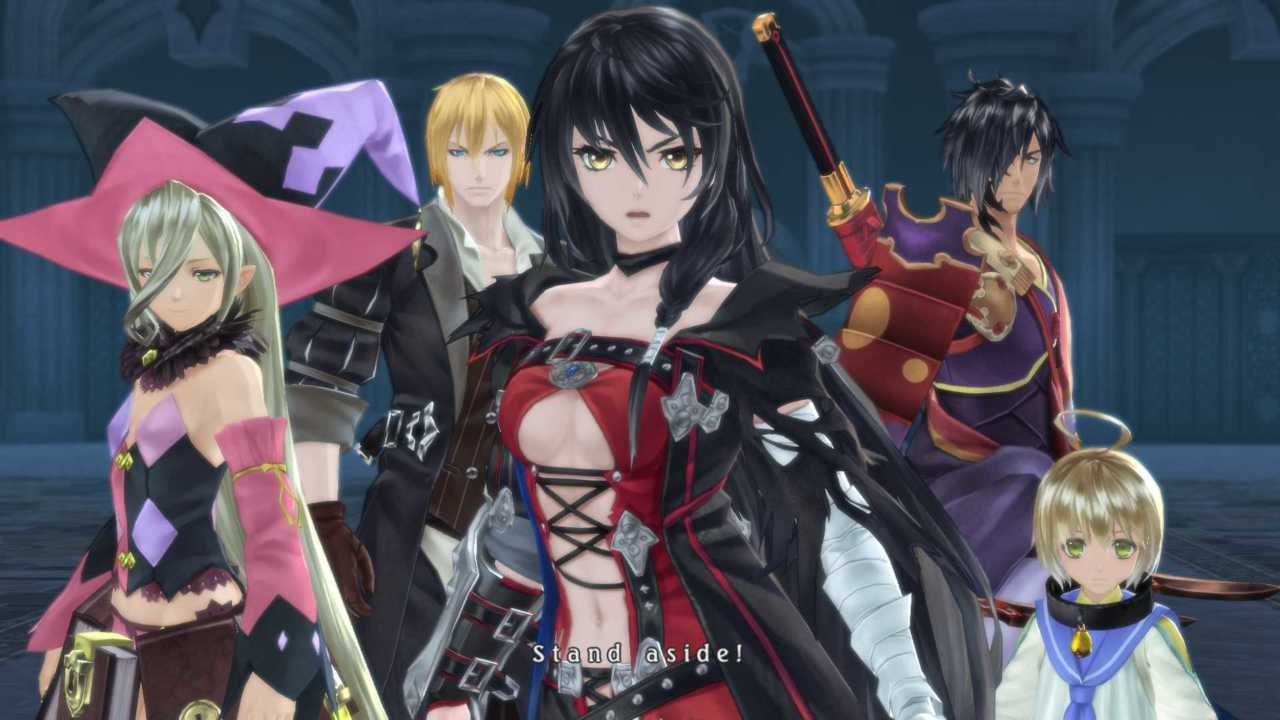 Tales of Berseria im Test – Come to the dark side …
