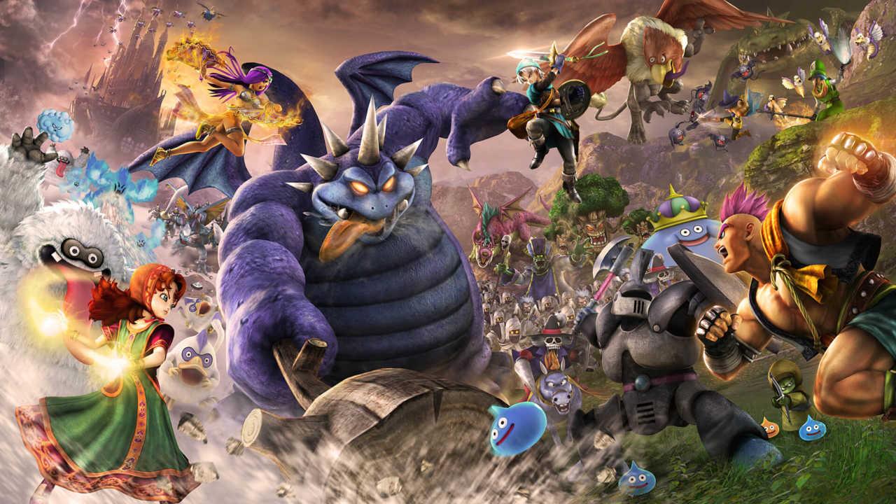 Dragon Quest Heroes 2: Neuer Trailer stellt die Protagonisten vor
